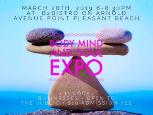 Body, Mind and Soul Expo @ B2 Bistro | Point Pleasant Beach | New Jersey | United States