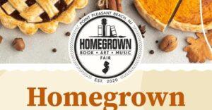 Homegrown Harvest Festival @ Bay Avenue Point Pleasant Beach, NJ
